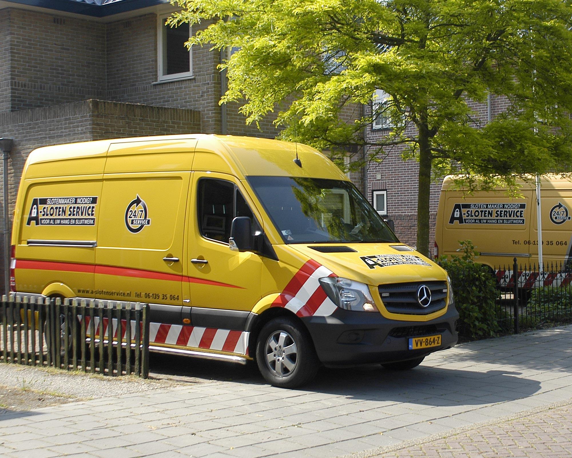 Slotenmaker Haarlem Schalkwijk